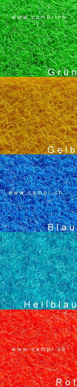 Rasenteppich Allwetterbelag dunkelblau #3