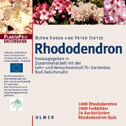 Rhododendron CD-ROM #2