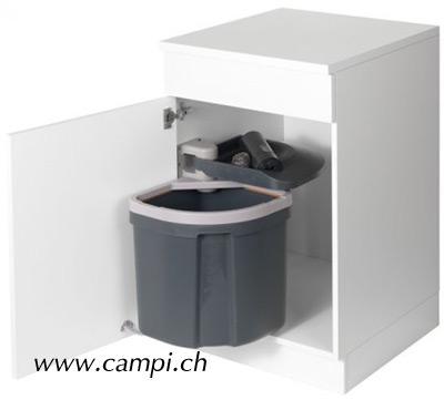 Abfallsystem Müllex Basic 35 Liter #2
