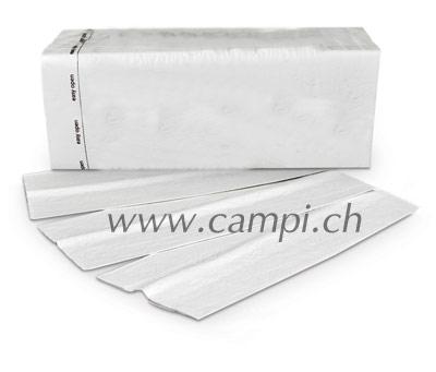 Papierhandtuch C-Falz weiss 24.5x33 cm 2-lagig  Karton mit 3072  #2