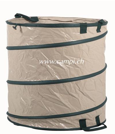 Gartensack mit Springrahmen 250 Liter Profi PU-Gewebe (250gr) #2