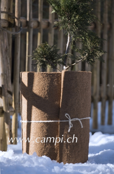 Winterschutz-Kokosmatte 50 x 150cm #2