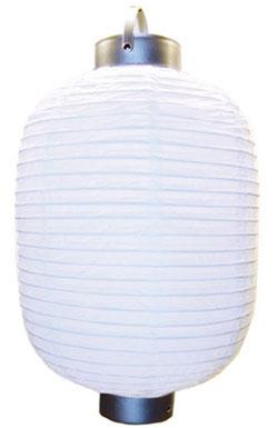 LED Lampion oval 32x20 cm multicolor #3