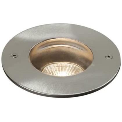 Bodeneinbaulampe GU10 D=10.5 cm