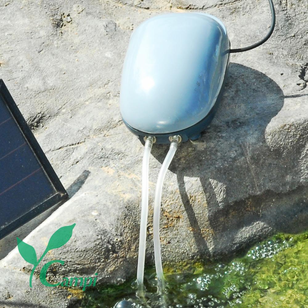 Solar-Teichbelüfter Basic 180 L/h (OXYGENATOR) #2