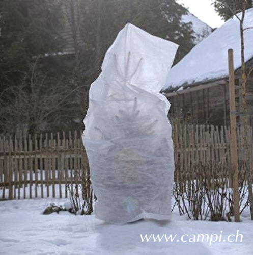 Winterschutzmantel für Pflanzen D 75 x 150 cm