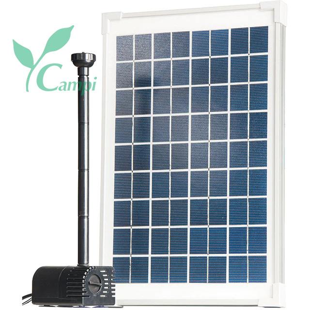 ECO 610 Solarteichpumpen-Set
