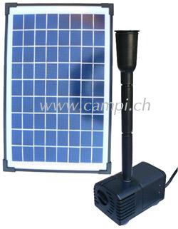 ECO 610 Solarteichpumpen-Set 610 Liter/h #3
