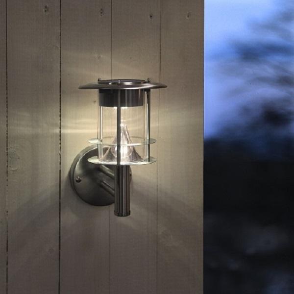 Solar-Wandlampe Sissi T 19 x H 25 cm 10 Lumen