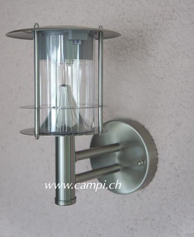 Solar-Wandlampe Sissi T 19 x H 25 cm 10 Lumen #2