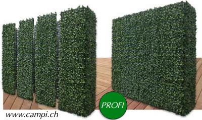 Buchshecken Element Profi 2-seitig H 175 x 50 cm #3