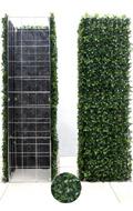 Buchshecken Element Profi 3-seitig H 175 x 50 cm
