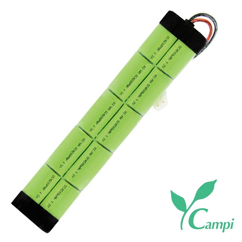 Akkupack zu HI-Power II Solarlampe