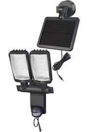 Solarstrahler Profi DUO 480 Lumen mit IR-Bewegungsmelder