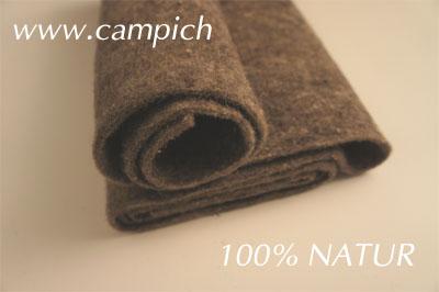 Winterschutz-Schafwollmatte für Pflanzen 50 x 200 cm #2