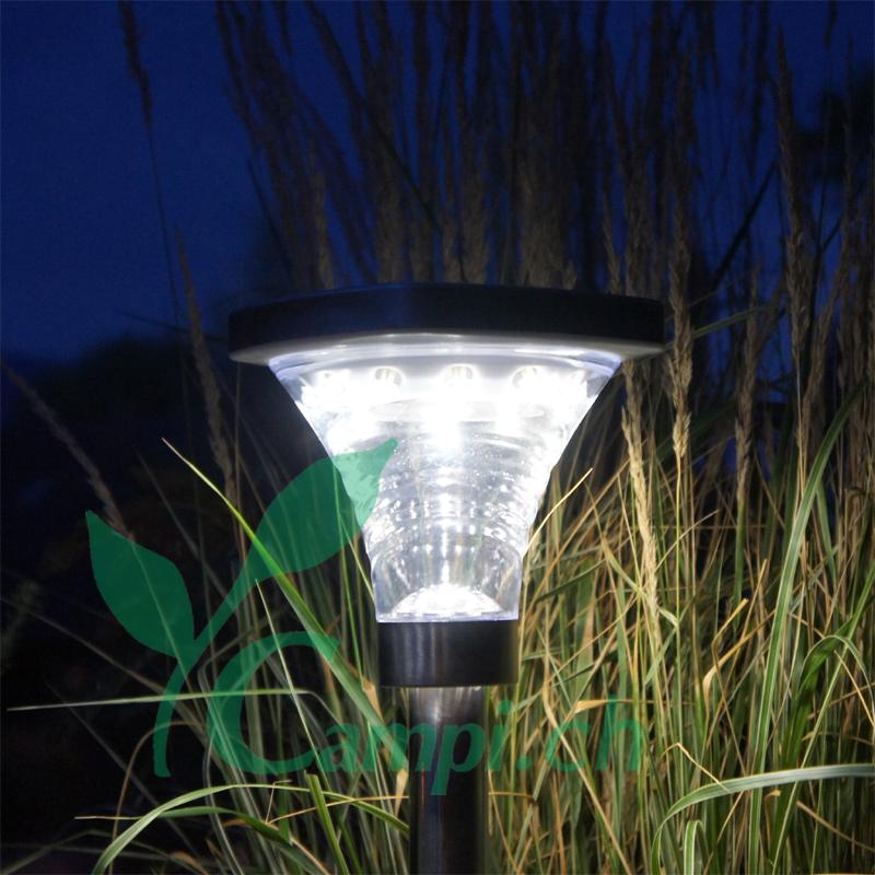 Solarlampe Star 30 Lumen D15 x H 45 cm #2