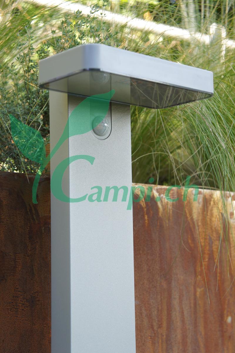 Solargartenlampe mit Bewegungsmelder 12x18 H60 cm #4