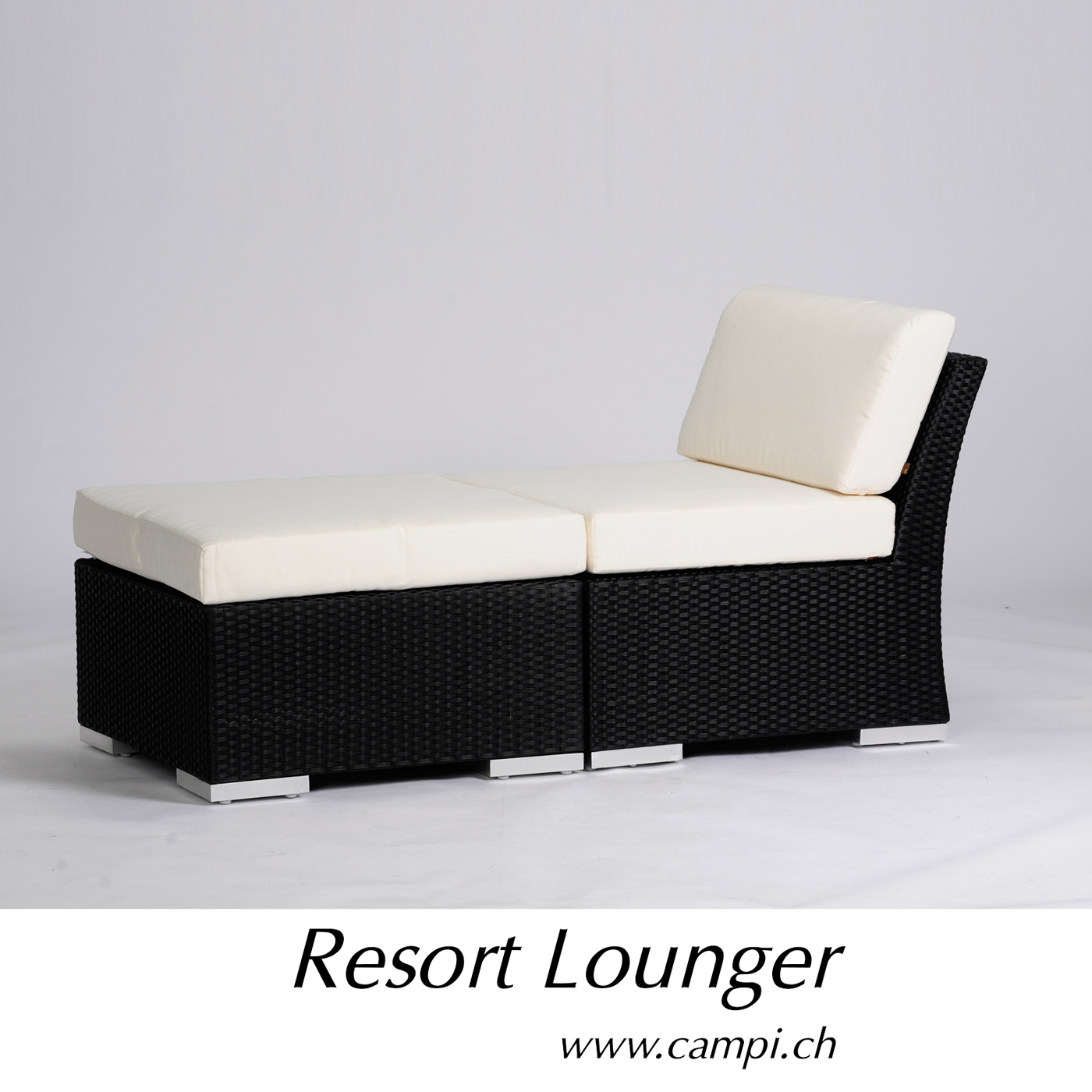 Resort Lounger 150 x 70 x 69 Polyrattan