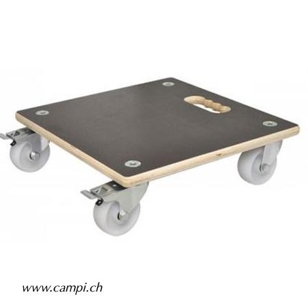 Transportroller Profi 38 x 38 cm #1