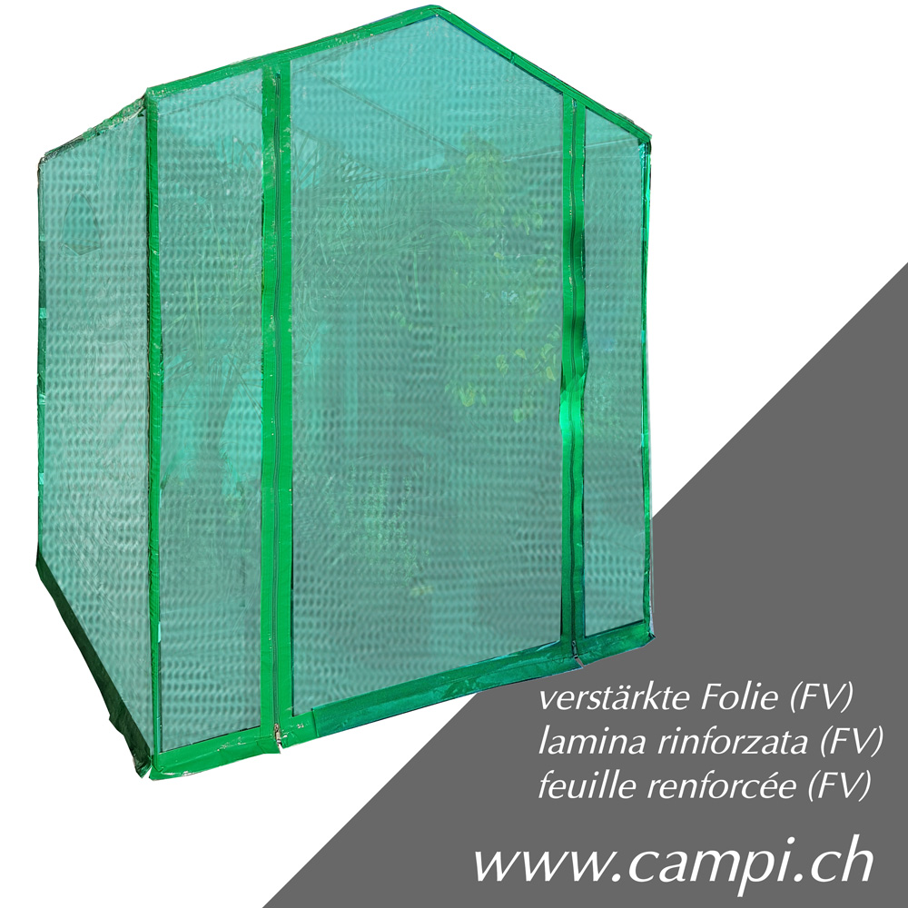 Pflanzenhaus - La Maison Verte 200x200x240cm BASIC (FV) #2