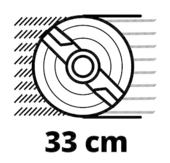 Akku-Rasenmäher Einhell GE-CM 33 Li Kit #4