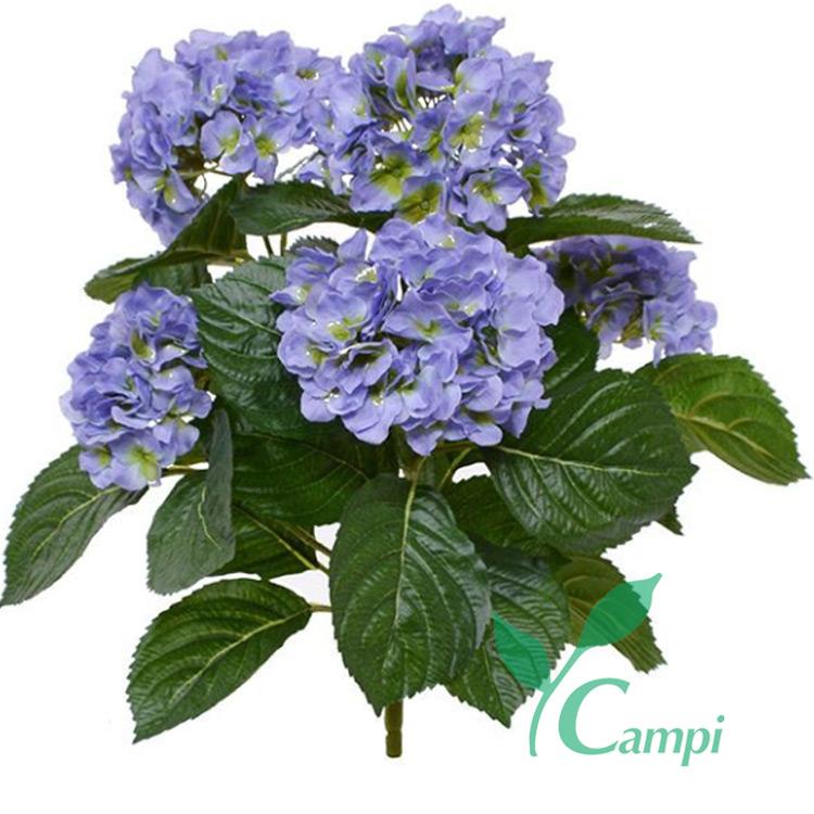 Hortensie (Hydrangea) Blau-Lila Ø35x40 cm Pin