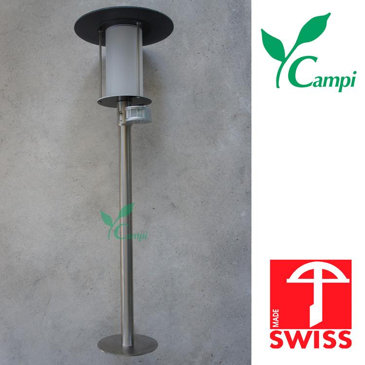 Solarlampe HI-POWER II mit Bewegungsmelder H=84cm #4