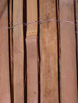 Bambusmatte 150 x 300cm #3