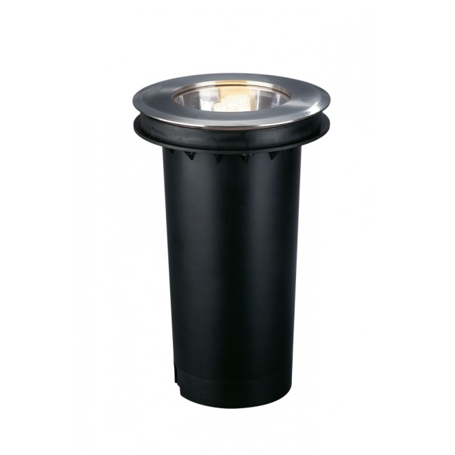 Bodeneinbaulampe D= 18 cm