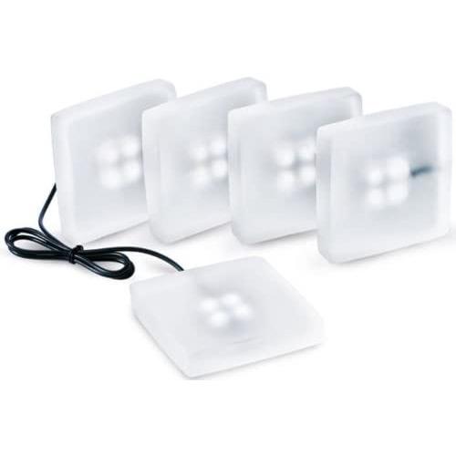 Glaselemente mit LED indoor und outdoor unter Wasser