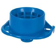 Auspress-Sieb Profiline blau