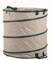 Gartensack mit Springrahmen 250 Liter Profi PU-Gewebe (250gr)