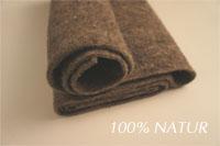 Winterschutz-Schafwollmatte für Pflanzen 50 x 200 cm