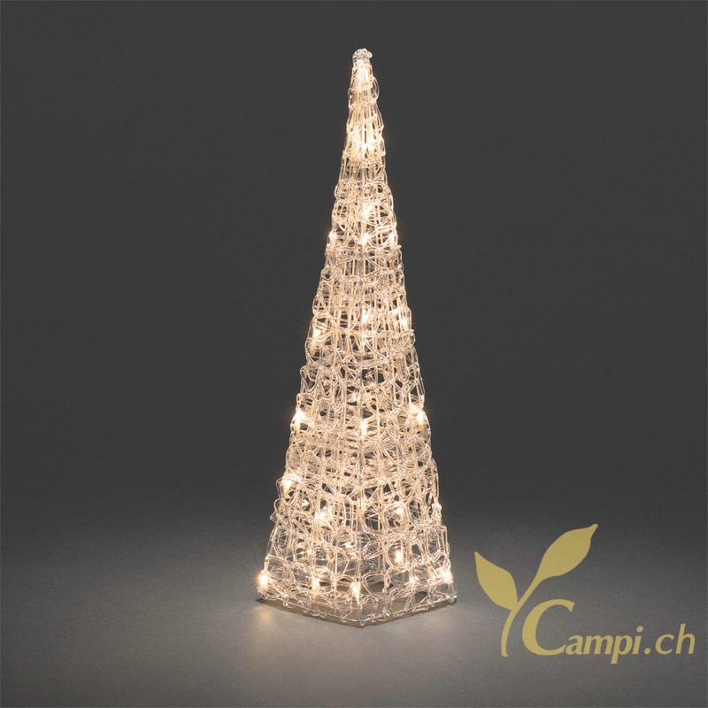 Acryl-Leuchtpyramide 60 cm für innen #3